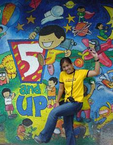 I am 5&Up!